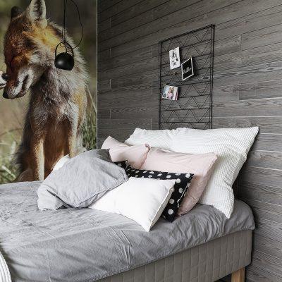 卧室木质装修