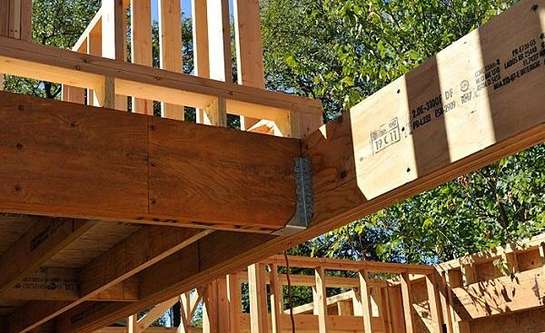 层压单板木材