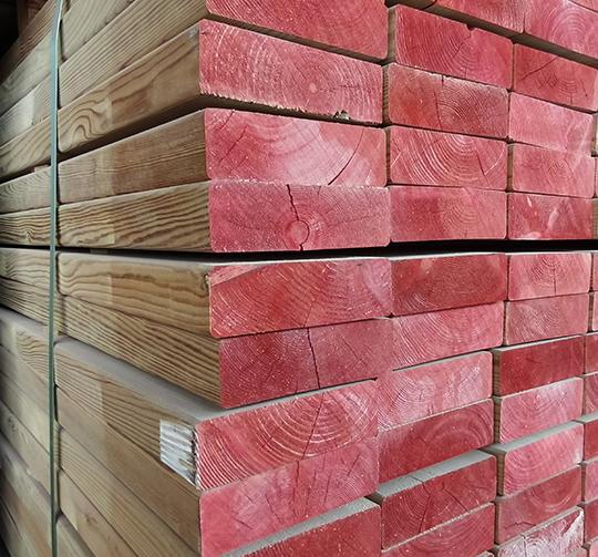 芬兰松防腐木木板