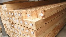 层板胶合木梁和CLT正交胶合木的区别