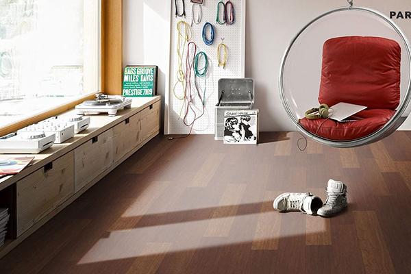 印尼防腐木地板