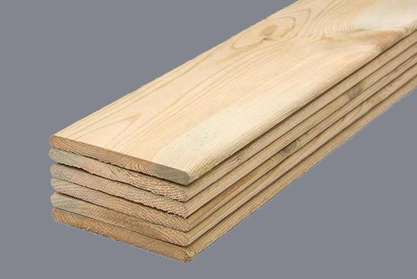 樟子松防腐木木板