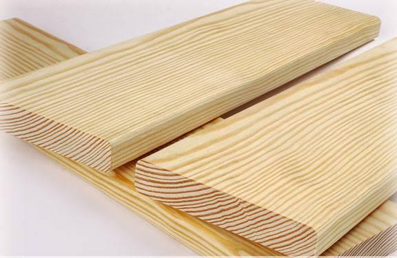 樟子松板材