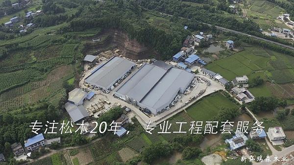 胶合木结构厂家