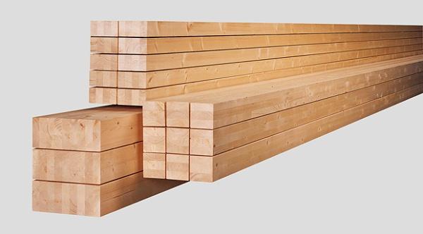 新弘瑞森胶合木材料
