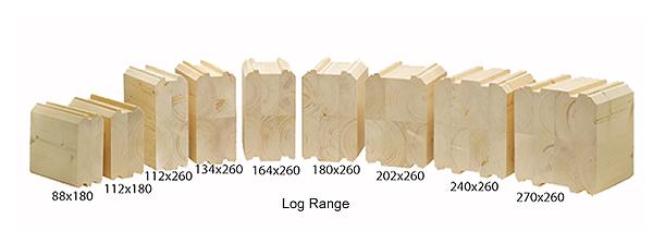 胶合木墙体材料