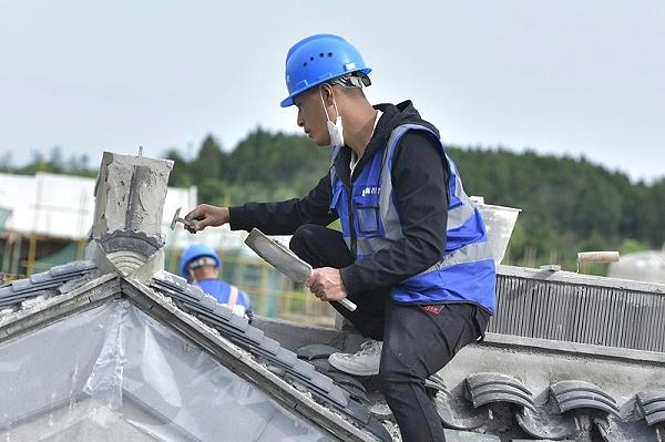 防腐木木屋施工团队