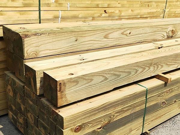南方松防腐木木方